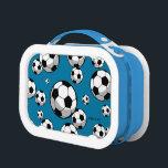 """Soccer Lunch Box<br><div class=""""desc"""">Soccer</div>"""