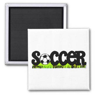 Soccer Fridge Magnet