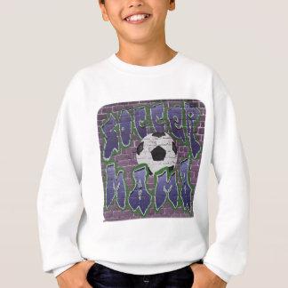 Soccer Mama (blue) Sweatshirt