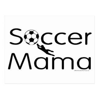 Soccer Mama Postcard