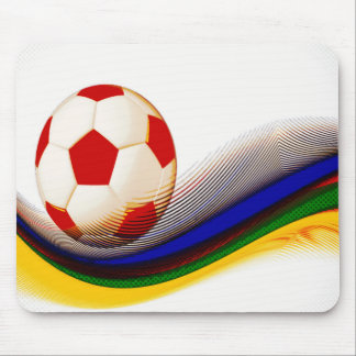 Soccer Mania Mouse Pad