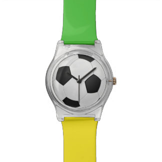 Soccer May28th Watch - mix or match band colors