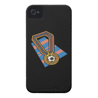 Soccer Medal iPhone 4 Cover