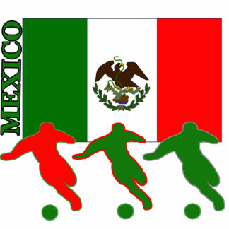 Soccer Mexico Statuette
