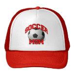 Soccer Mom Baseball Cap / Soccer Mom Trucker Hat