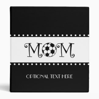 Soccer Mom Binder