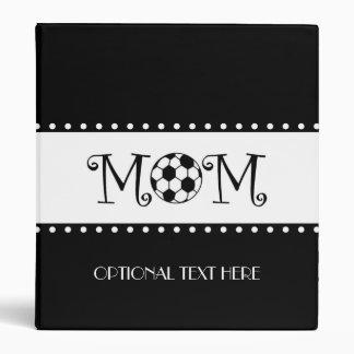 Soccer Mom Binder