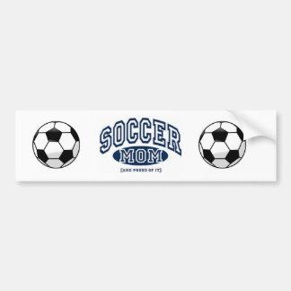 Soccer Mom Bumper Sticker Car Bumper Sticker