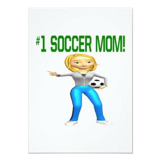 Soccer Mom Card
