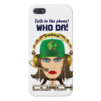 Soccer Mom Coach All Styles View Hints Cover For iPhone 5