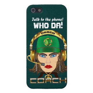Soccer Mom Coach All Styles View Hints Cover For iPhone 5/5S