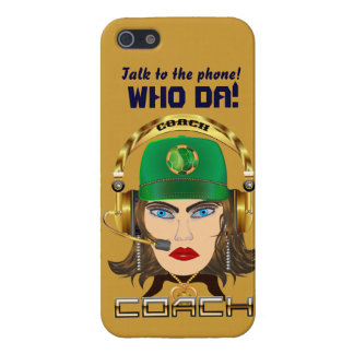 Soccer Mom Coach All Styles View Hints iPhone 5/5S Cover