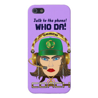 Soccer Mom Coach All Styles View Hints iPhone 5 Case