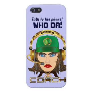 Soccer Mom Coach All Styles View Hints iPhone 5 Cases