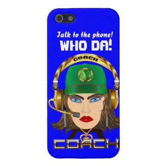 Soccer Mom Coach All Styles View Hints iPhone 5 Covers