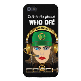 Soccer Mom Coach All Styles View Hints iPhone SE/5/5s Cover