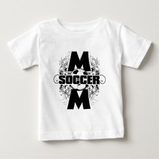 Soccer Mom (cross).png Baby T-Shirt