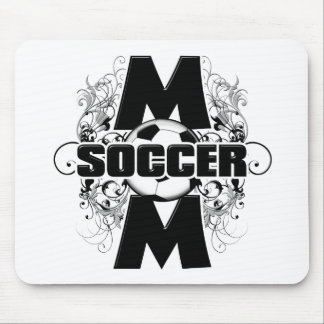 Soccer Mom (cross).png Mouse Pad