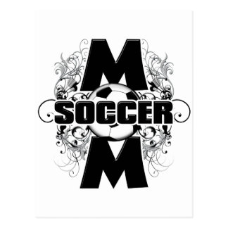 Soccer Mom (cross).png Postcard