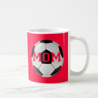 Soccer Mom Custom Colors Coffee Mug
