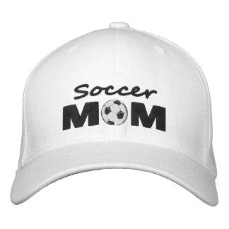 Soccer Mom Custom Embroidered Baseball Cap