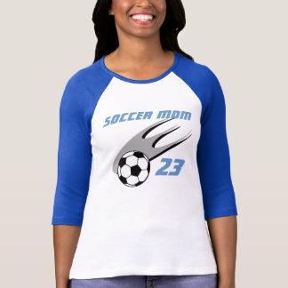 Soccer Mom Customizable Action Sport T-Shirt