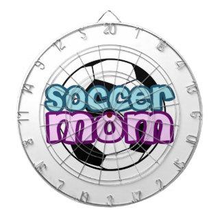 Soccer Mom Dartboard With Darts