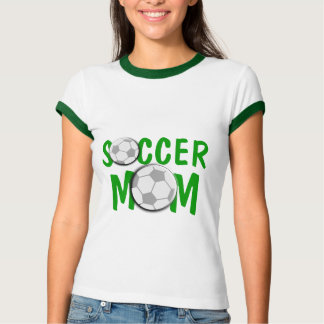 Soccer Mom Football T-Shirt