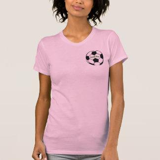 Soccer Mom Front & Back Tee Shirt