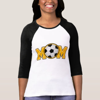 Soccer Mom Gold Tshirts