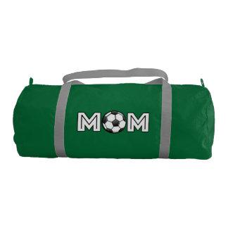 Soccer Mom Gym Bag