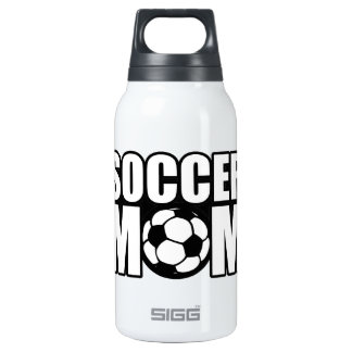 Soccer Mom Insulated Water Bottle