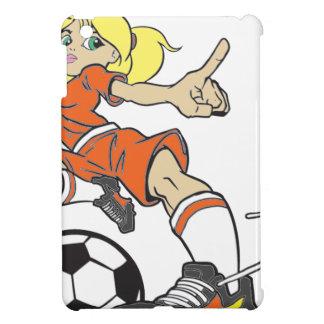 SOCCER MOM iPad MINI COVERS