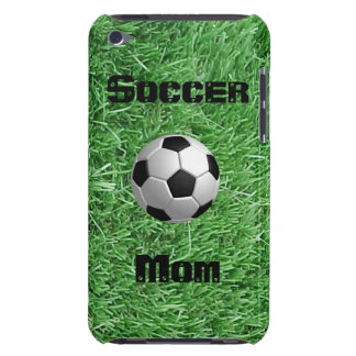 Soccer Mom iPod Touch Barely There Case