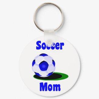 Soccer Mom Keychain keychain