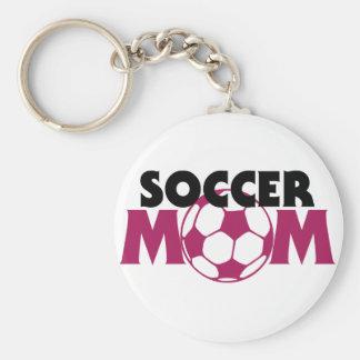 Soccer Mom Key Chain