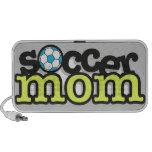 soccer mom laptop speakers