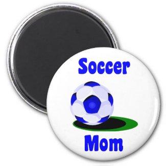 Soccer Mom Magnet magnet