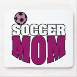 Soccer Mom Mouse Pads