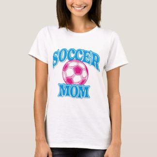 SOCCER MOM ON WHITE SHIRT 1