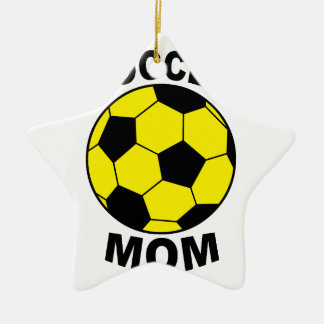 Soccer Mom Christmas Ornaments