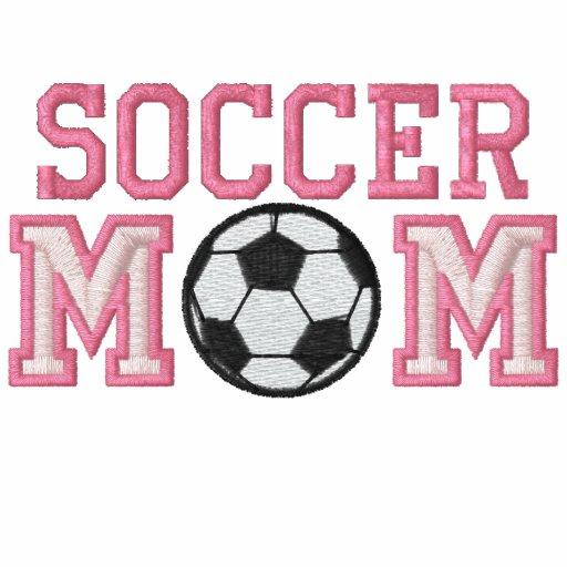 Soccer Mom - pink Hoody