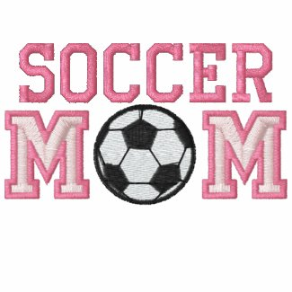 Soccer Mom - pink