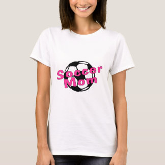 Soccer Mom (Pink) T-Shirt