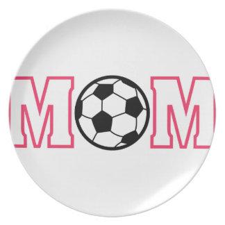 Soccer Mom Plate