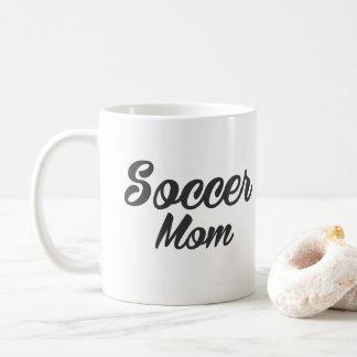 Soccer Mom Print Coffee Mug