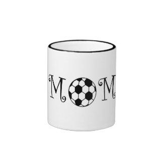 Soccer Mom Ringer Mug
