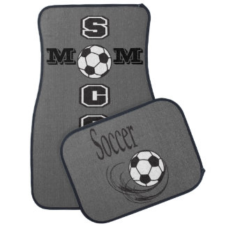 Soccer Mom | Sports Car Floor Mat