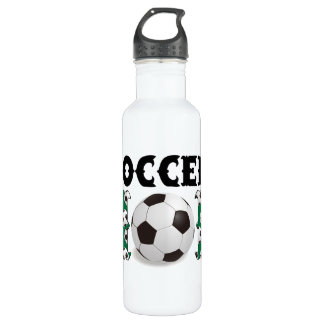 Soccer Mom Stainless Steel Water Bottle