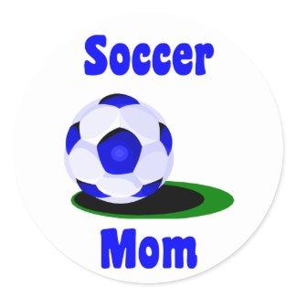Soccer Mom Sticker sticker